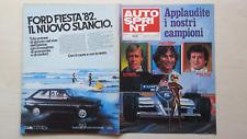 AUTOSPRINT 1981 N°49 CASCHI D'ORO F1 NIMROD-ASTON TALBOT-SAMBA TRUST-II   8/17