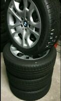 Winterreifen BMW X1 E84 16d 16i 18i 18d 20i 20d 25d xDrive28i 225/50 R17 RSC RDK