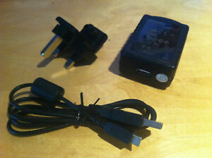 Genuine Kodak AC Mains Power Adapter & Cable for Kodak Easyshare Touch Camera