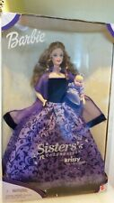 Barbie Sisters Celebration Krissy Child Baby Girl Collectable Purple Gown