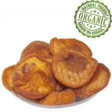 Organic Premium Dried Yellow Peach Pure Kosher Natural Israeli Dry Fruit
