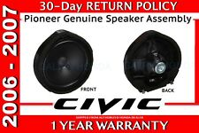 Genuine Speaker Assembly (17CM) (Single) (Pioneer) 39120-TA0-A01