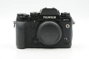 Fuji Fujifilm X-T1 16.3MP Mirrorless Digital Camera Body #500