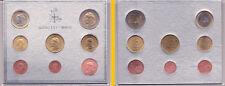 2003 Vatikan EURO-KMS im offiziellen Etui und Schuber