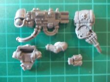 Warhammer 40K - Space Marine Devastator squad Multi Melta - 40k bits