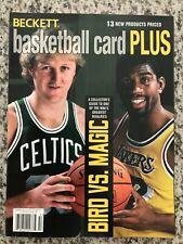 Beckett Basketball Card Plus Summer 2005