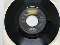 """UNDISPUTED TRUTH - Sunshine 1976 PROMO MONO / STEREO Soul 7"""" Norman Whitfield"""