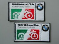 BMW R80 PATCH  TOPPA RICAMATA TERMOADESIVA CM.5,5X5,5