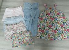 Next Girls Summer Clothes Bundle Age 6 (5-6 Years)