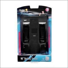 Under Control - Docking Station con Ventilatore + 2 Batterie per Wii MOTION PLUS