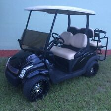 Golf Cart Body Kit For Club Car Precedent BLACK