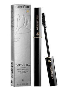 Lancôme Définicils high definition mascara, 01 Black Noir