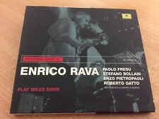 Enrico Rava - Montreal Diary/A (Plays Miles Davis/Live Recording, 2002) CD C12