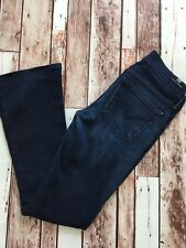 Citizens Of Humanity Women's Size 27 Dark Wash Denim Stretch Jeans Bootcut Bx18