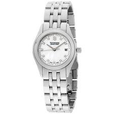 Victorinox Quartz, Stainless Steel Silver Band MOP Dial - Women's Watch 24849