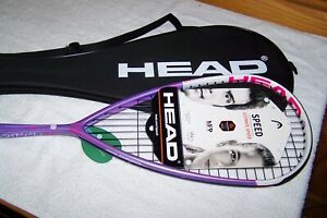 Brand New Head Graphene Touch Speed 120L Squash Racquet Reduced