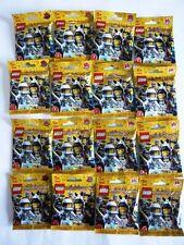 Lego 8683 Minifigures Serie 1 Completa ancora chiusa MISB Nuovo Fuori Produzione