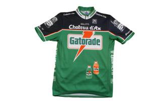 Maillot vélo vintage Santini Gatorade