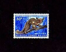 BELGIAN CONGO - 1959 - BUSHBABY - AFRICAN ANIMAL - MINT - MNH SINGLE!
