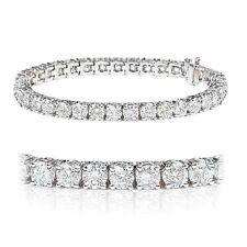 "SI2 Fine Diamond Bangles 7.5 - 7.99"" Length"