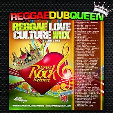 Selecta Preece - Reggae Love Culture Mix Volume 1 Mixtape.  Mix CD. Lovers Rock