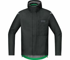 Gore Bike Wear Element GT Paclite Jacket Black/Green Size L New with Tag RRP£149