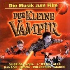 Der kleine Vampir-Die Musik zum Film (2000) Gilbride, Aqua, A*Teens, Hans.. [CD]