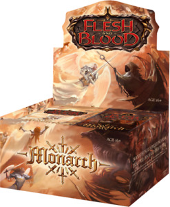 Flesh and Blood TCG - Monarch First Edition Booster Box