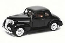 1939 Chevy Coupe Black 1:24 Diecast Model Car - Motormax 73247BK*