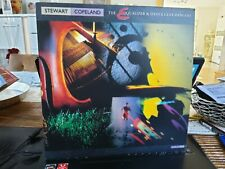 THE EQUALIZER&OTHER CLIFF HANGERS STEWART COPELAND VINLY LP