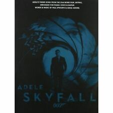 Adele Skyfall - James Bond Theme 9781780388724 Sheet Music