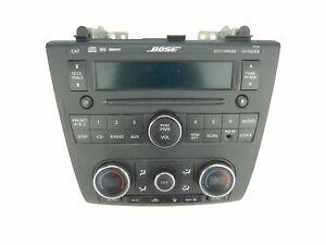 Nissan Altima Radio Deck Av Equipment Heat Controller 6 Disc 07 08 09