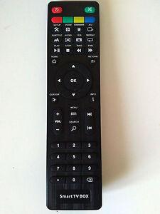ZOOMTAK MEDIA BOX REMOTE CONTROL FOR K5 K9 T8 T6 M8 M5 M6 & I6 MODELS