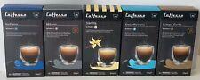 50 x compatibles Nespresso capsules/dosettes de café espresso - 5 différents mélanges