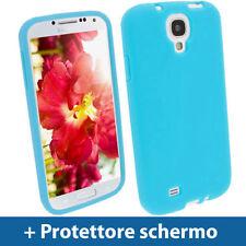 Cover e custodie semplici blu modello Per Samsung Galaxy S4 per cellulari e palmari