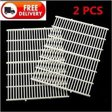 2Pcs Apiculture Beekeeping Bee Queen Excluder Trapping Grid Net Tool Equipment