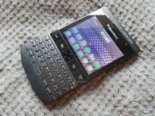 BlackBerry Porsche Design P'9981 BLACK