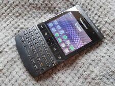 BlackBerry Porsche Design P'9981 Black