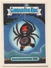 Garbage Pail Kids We Hate The '90s Film Sticker 8a Arachnophobic Ric