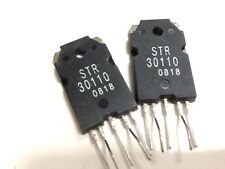 Str30110 Voltage Regulator Lot Of 2