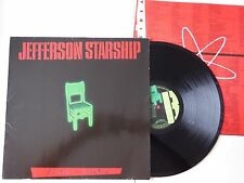 Jefferson Starship Nuclear Furniture Vinyl LP GRUNT FL84921 Lyric Inner