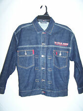Mens New US Polo Assn Denim Jacket Sz Small