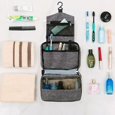 Cationic Hook Wash Bag Waterproof Travel Cosmetic Storage Bags Pouch Protable