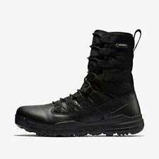 "NIKE Men's SFB Gen 2 8"" Gore-Tex MILITARY BOOTS BLACK 922472-002 ALL SIZES $185"