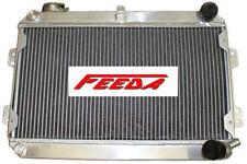 3ROW Aluminum Radiator FOR Mazda RX7 RX-7 1979-1985 S1 S2 S3 MANUAL
