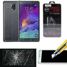 Premium Tempered Glass Film Cover Screen Protector For Samsung Galaxy S5/S6