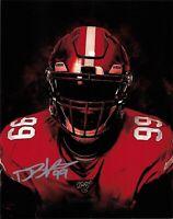 DeForest Buckner Autographed Signed 8x10 Photo ( 49ers ) REPRINT