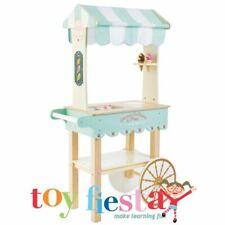 Honeybake Ice Cream and Treats Trolley Playset - Le Toy Van