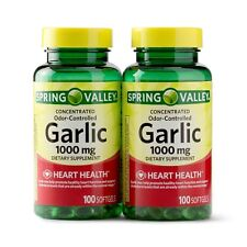 price of Spring Valley Garlic Travelbon.us
