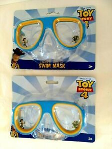 Toy Story 4 Swim Masks Lot of 2  Ages 3+
